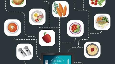 """慢性病管理离不开饮食,指尖""""智慧食堂""""破解传统饮食干预难题"""