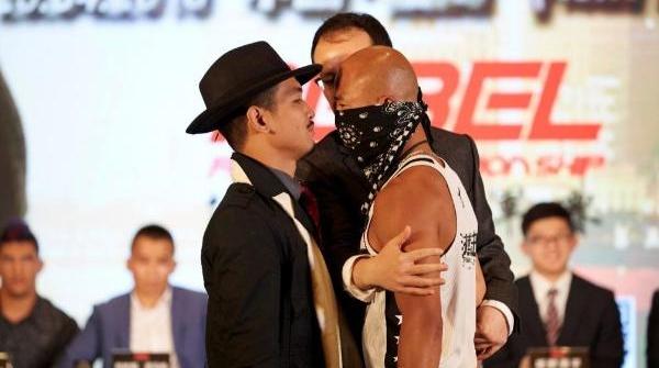 上海渐成国内格斗赛事之都 锐力搏冠军赛四月开打