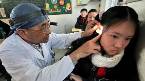 """因""""聋""""致""""哑""""可防可控 聆听未来从预防先天性耳聋做起"""