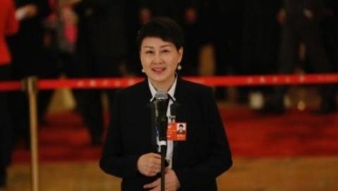 全国政协委员张凯丽:做一个好人,做演员更要身体力行