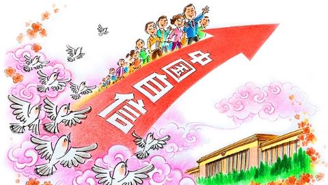 【领航新征程】独家述评丨中国自信,万众瞩目