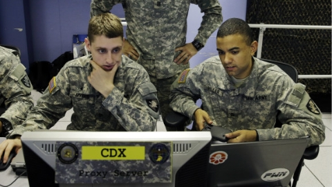 靠人工智能打赢网络战?美军不信