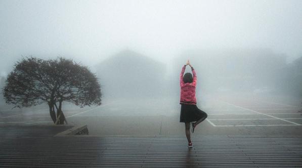 七夕会·摄影 | 雾锁石笋头