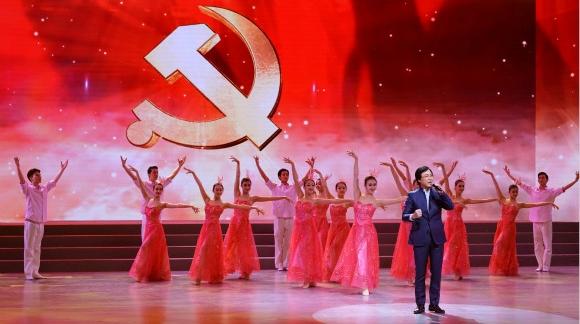 """致敬中国梦!""""从石库门到天安门""""诗歌朗诵会走进国家大剧院"""