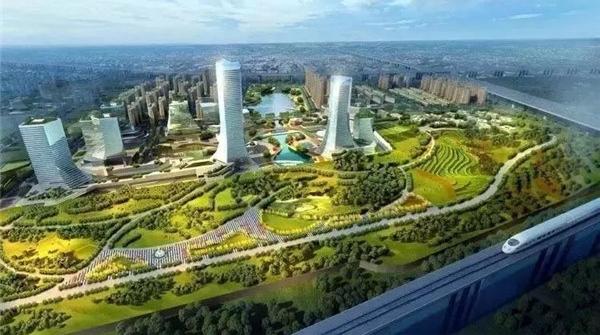 新建学校、体育中心……嘉定江桥镇最新规划出炉