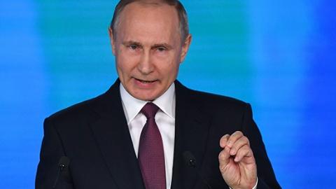 环球论坛|普京高调公布新战略核武有何考量