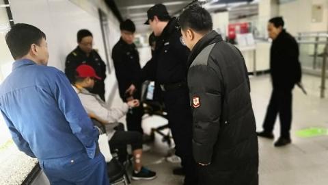 上海好心人|台胞突发低血糖站外晕倒 多方救助转危为安