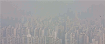 环球博览|首尔:重度雾霾天公交免费,黄了