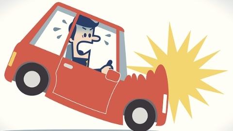 注意!G1501绕城高速三车追尾 一人受伤