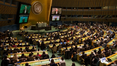 联合国秘书长:妇女赋权是2030年可持续发展议程的核心