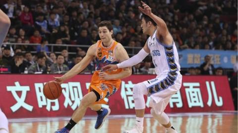 上海男篮CBA季后赛附加赛不敌北京 无缘八强