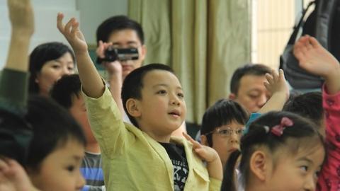 家门口好学校 | 真如文英中心小学:365天,天天享受成长的快乐