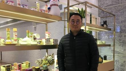 生活在上海 | 海归大男生想做一个国际范儿的本土茶叶品牌