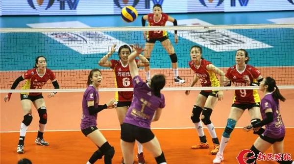 上海女排难挡李盈莹,排超联赛决赛主场出师不利