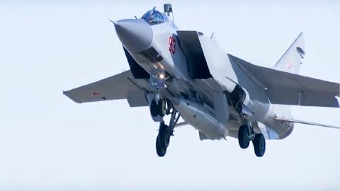 俄国防部签署合同 量产高超音速导弹
