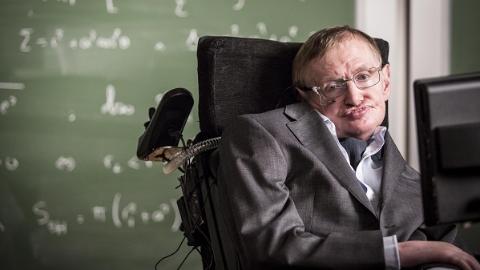 """76岁""""渐冻人""""科学家霍金去世,让80%患者发病5年内死亡的""""渐冻症""""是什么病?"""