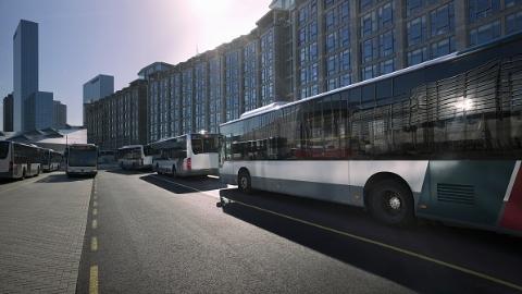 交运巴士推扫墓公益活动:银联卡在线买车票 1元往返六大墓园