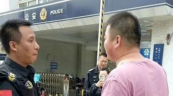 上海好心人|7岁调皮娃走失后暴走7公里 特保队员耐心守护