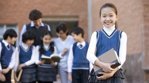 """""""英式学校在中国"""":如何让孩子成为""""最好的自己"""""""