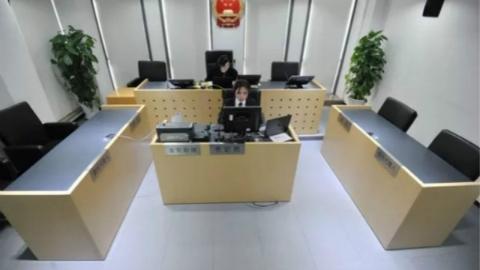 这场审判不一般!长宁法院首次通过互联网线上庭审