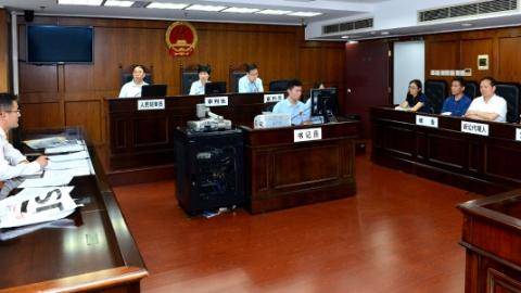 黄浦法院:去年16个市级行政机关在该院应诉343件行政案件