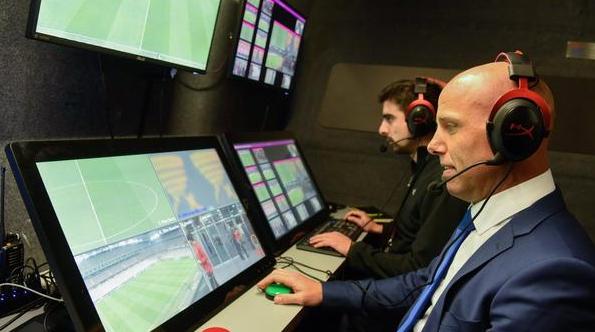 国际足联决定 俄罗斯世界杯引入视频裁判