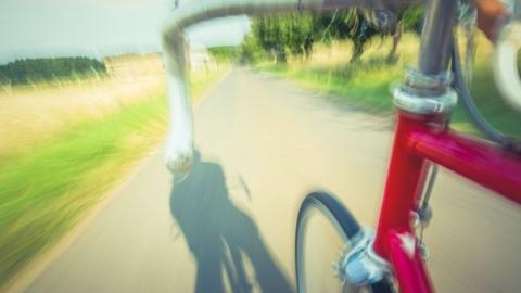 骑车乡游乐