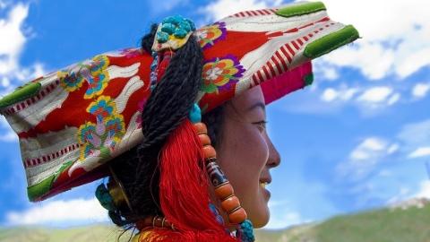 """绿色地毯青海来 国际""""桥梁""""看上海 藏毯国际展览会6月开幕"""