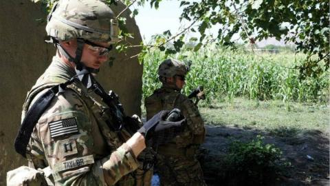 """保持""""底线思维"""" 美军瞄准""""后GPS时代"""""""