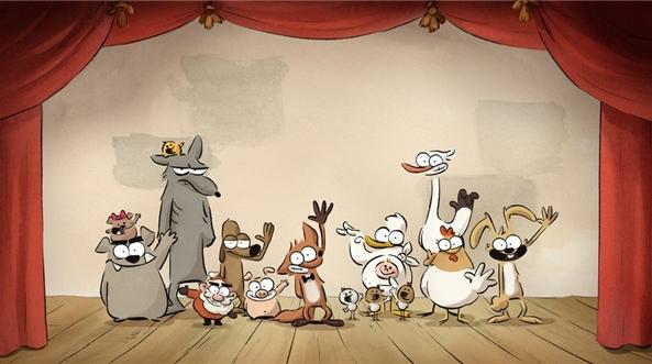 《大坏狐狸的故事》用动物打破你的刻板印象和固有成见