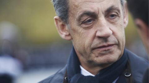 法国前总统萨科齐被警方拘留:涉及竞选融资问题