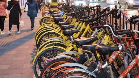 放缓步伐 转移目标 三四线城市和海外市场成共享单车投放重点