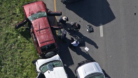 得州连环爆炸案嫌疑人畏罪自爆 系24岁白人男子