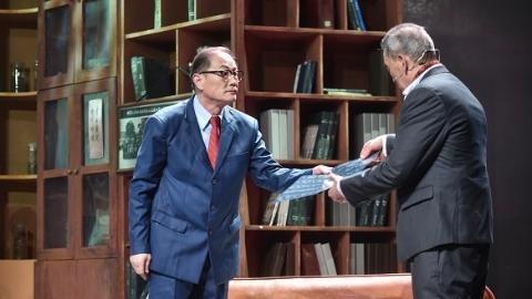 今年首部大师剧《裘沛然》亮相 致敬首届国医大师