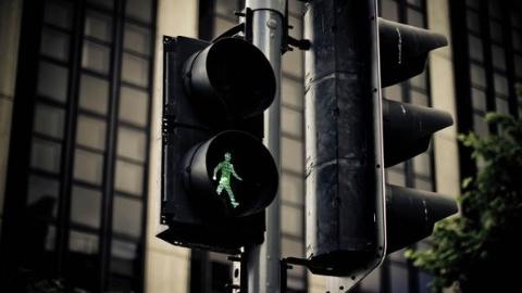 上海哪些样板路段行人和非机动车最不守规范?