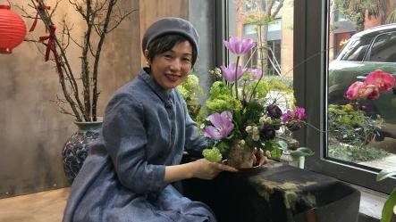 生活在上海 | 花艺改变生活, 上海不容错过