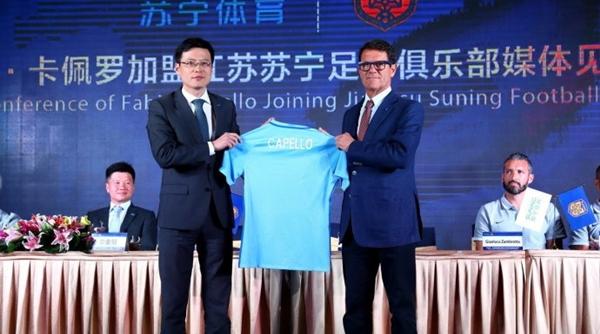 从卡佩罗黯然下课说起:世界名帅也未必能玩转中国足球
