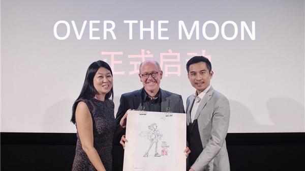 """拍完科比之后,这位奥斯卡金像奖导演会怎么讲中国故事""""奔月""""?"""