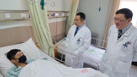 """中山医院刷新国内ABO血型不合肾移植血型抗体""""最高纪录"""""""