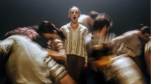 现代舞《无尽的终章》首演:无需解构理解 只求联想感受
