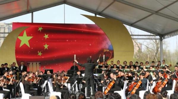 """唱响新时代 彰显城市美 纪念改革开放40周年首场音乐会传递""""春""""之声"""