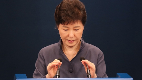 朴槿惠案即将宣判:检方要求判30年