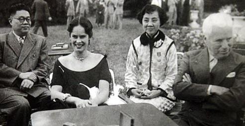 卓别林对范瑞娟的演技特别欣赏