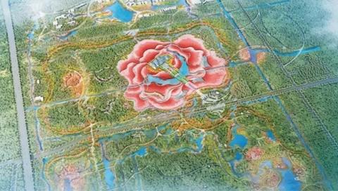 """2021年请来看""""海上花岛""""!    第十届中国花博会将在崇明举办"""