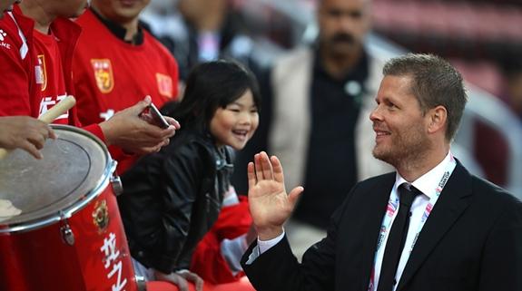 中国女足主教练埃约尔松:半载冷暖唯自知