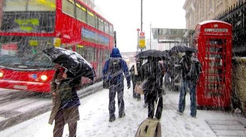 四月天,脱不下的羽绒服、暴击的大雪和零下十八度,有一种阳光明媚是别人家的