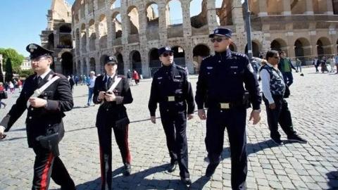 下个月, 中国警察又要在意大利巡逻了,这次是在华人集聚地普拉托