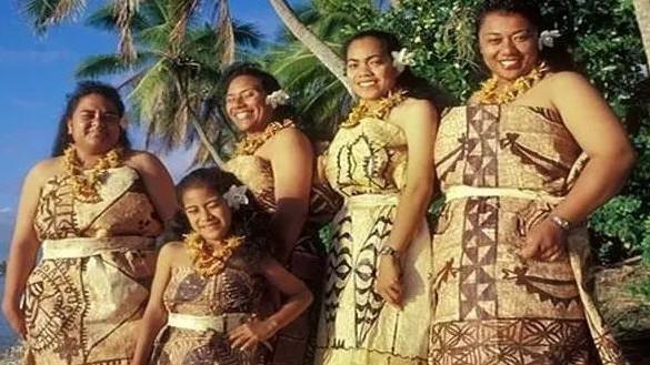 以胖为美的汤加国
