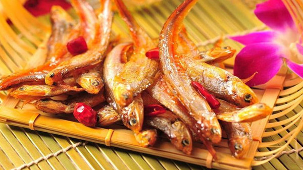 七夕会 美食|难忘江鲜拷子鱼