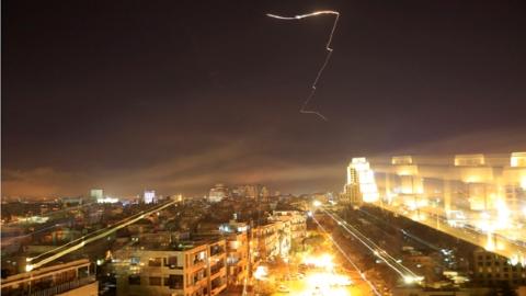 中方:武力解决不了叙利亚问题